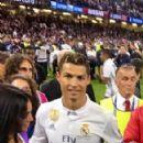 UEFA Champions League Final 2017 Cardiff - 292 x 596