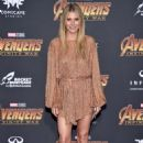 Gwyneth Paltrow – 'Avengers: Infinity War' Premiere in Los Angeles - 454 x 675