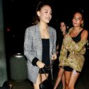 Madison Beer – Night out in West Hollywood - 454 x 681