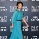 Helen McCrory – 'Peaky Blinders Premiere in London - 454 x 630