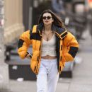 Emily Ratajkowski – Seen out in NYC