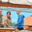 Catherine, Duchess of Cambridge and Prince William meets members of the Canadian public after disembarking the tall ship Pacific Grace