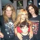 Sebastian Bach, Maria Bierk and Family