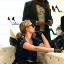 Paris Hilton Shopping In Milan
