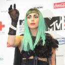 Lady Gaga attends the MTV Video Music Aid Japan Press Conference at Billboard Live Tokyo on June 23, 2011 in Tokyo, Japan