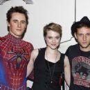 Evan Rachel Wood & Jamie Bell's Spider-Man Night Out