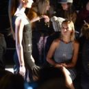 Petra Nemcova 2014 Fashion Show In Nyc Herve Leger
