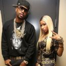Nicki Minaj and Safaree Samuels - 454 x 586