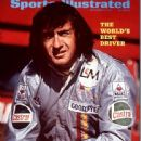 Jackie Stewart - Sports Illustrated Magazine Cover [United States] (6 September 1971)