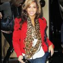 Beyonce: Red Hot in NYC