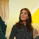 The Duchess Of Cambridge Visits The Family Nurse Partnership - 454 x 576