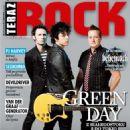 Green Day - Teraz Rock Magazine Cover [Poland] (March 2011)