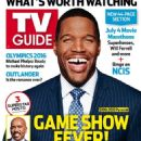 Michael Strahan - TV Guide Magazine Cover [United States] (27 June 2016)
