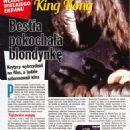 King Kong - Nostalgia Magazine Pictorial [Poland] (October 2018)