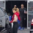 Jennifer Lopez – Leaving the gym in Miami