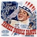 Yankee Doodle Dandy 1942 Film Musical Starring James Cagney - 454 x 452