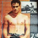 Brandon Lee - Ekran Magazine Pictorial [Poland] (23 March 1989) - 454 x 639