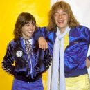 Leif Garrett and Kristy McNichol