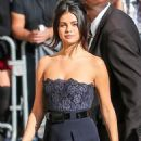 Selena Gomez arrives at 'Jimmy Kimmel Live!'.Hollywood, California..October 15, 2014