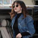Selena Gomez – Arriving at KISS FM UK Breakfast Radio Studios in London