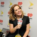 Ana Maria Canseco- iHeartRadio Fiesta Latina Presented by Sprint - Backstage - 454 x 347
