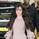 Camila Cabello – Arrives at ITV Studios in London