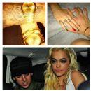 Robert Kardashian Jr. and Rita Ora - 454 x 454
