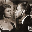 Donna Reed and Stewart Granger