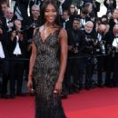 Naomi Campbell – Anniversary Soiree at 70th Cannes Film Festival