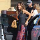 Brooke Burke – Arrives at Nobu in Malibu - 454 x 681
