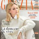 Carey Mulligan – Grazia France Magazine (December 2018) - 454 x 615
