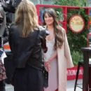Lea Michele – Sabra Dipping Company Unofficial Meal Event in New York