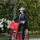 Marcia Cross – Out for a bike ride - 454 x 588