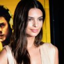 Emily Ratajkowski attends the premiere of Warner Bros. Pictures'