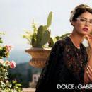 Bianca Balti for Dolce & Gabbana Eyewear Spring/Summer 2014