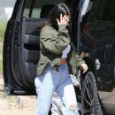 Kourtney Kardashian out in Malibu
