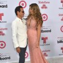 Marc Anthony and Shannon De Lima - 2015 Billboard Latin Music Awards - 430 x 600