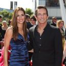 Jeff Probst and Lisa Ann Russell - 349 x 466