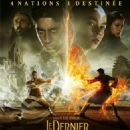 The Last Airbender: French International Poster