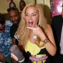 Cindy Margolis - At Millions Of Milkshakes, 27 March 2010