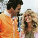 Burt Reynolds and Farrah Fawcett - 454 x 454