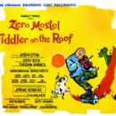 Fiddler On The Roof 1964 Original Broadway Cast - 454 x 411