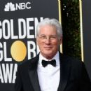 Richard Gere At The 76th Golden Globe Awards (2019) - 454 x 326