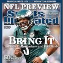 Donovan McNabb - Sports Illustrated Magazine [United States] (2 September 2008)