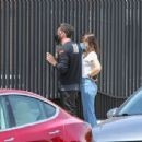 Jennifer Garner – Seen with her son Samuel in Los Angeles