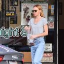 Kate Bosworth – Out in Studio City