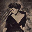 Elizabeth Taylor - Movie Pix Magazine Pictorial [United States] (June 1954) - 454 x 619