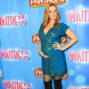 Annie Wersching – The National Tour of 'Waitress' in Hollywood - 454 x 605