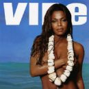 Janet Jackson - Vibe Scans