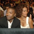 Ray-J and Whitney Houston